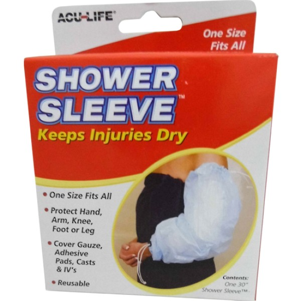 Acu-Life Shower Sleeve