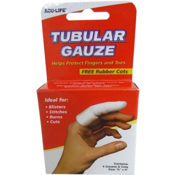 Acu-Life Tubular Gauze 4s