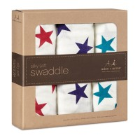 Aden + Anais Celebration Silky Soft Swaddles