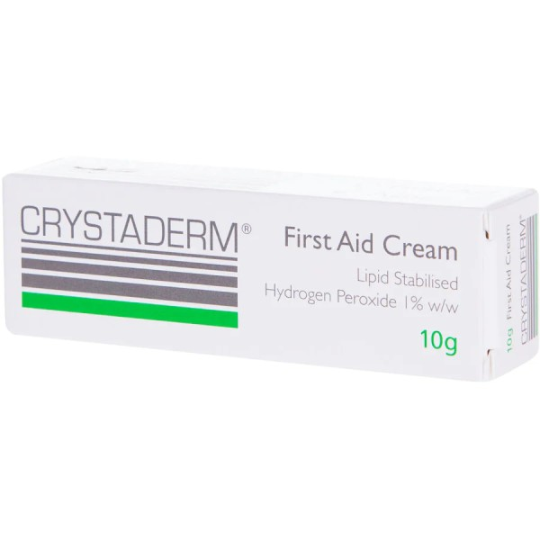 Crystaderm First Aid Cream 10g