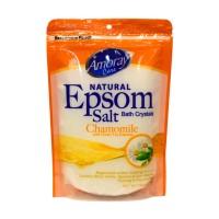 Amoray Care Chamomile with Green Tea Epsom Salt 454g