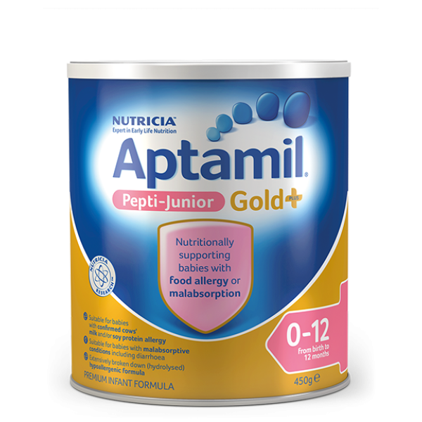 Aptamil Pepti Junior Powder Gold+ 450g
