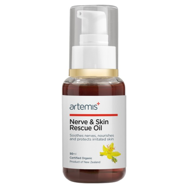 Artemis Nerve and Skin Rescue Oil 50ml