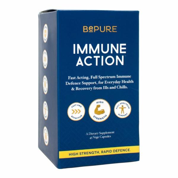 BePure Immune Action 45 Capsules