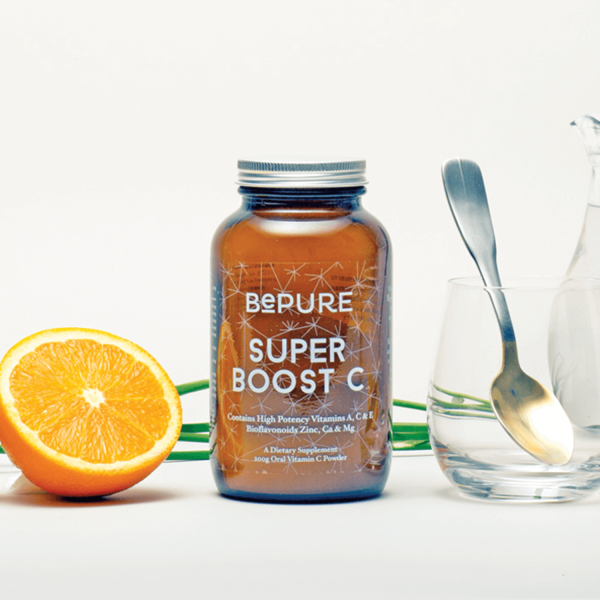 BePure Super Boost Vitamin C Powder 200g