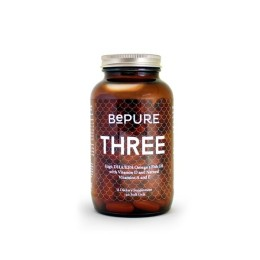 BePure Three Fish Oil 120 Capsules
