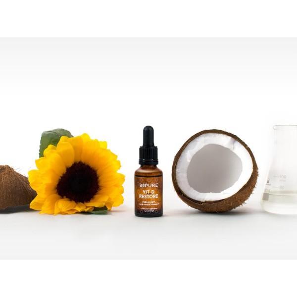 BePure Vitamin D Restore Liquid