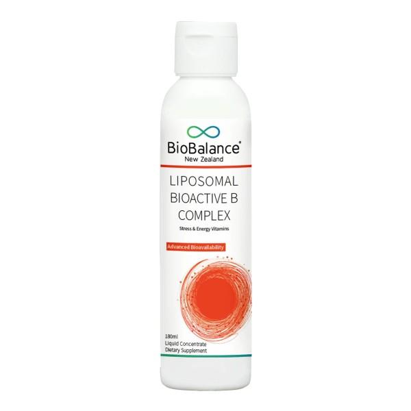 Bio Balance Liposomal BioActive B Complex 180ml