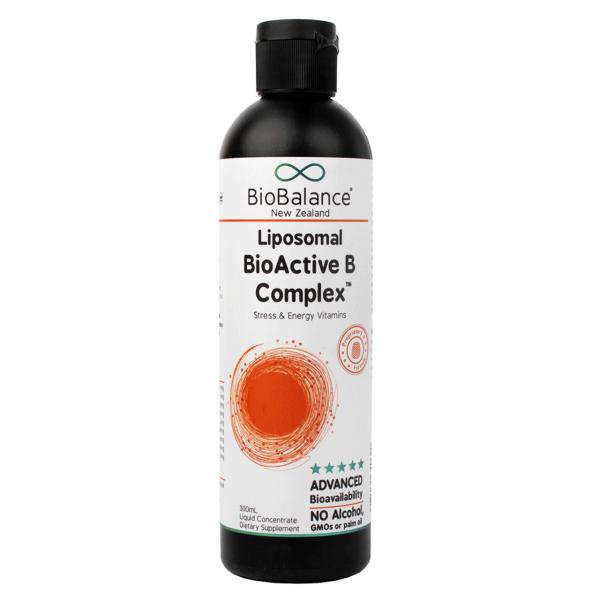 Bio Balance Liposomal BioActive B Complex 300ml