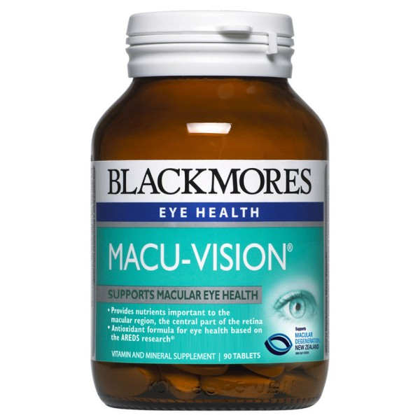 Blackmores Macu-Vision 90 Tablets