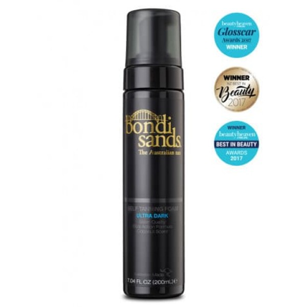 Bondi Sands Self Tanning Foam Ultra Dark Coconut Scent 200ml