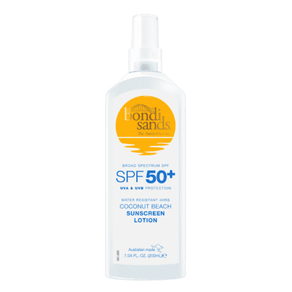 Bondi Sands SPF 50 Coconut Beach Sunscreen Lotion 200ml