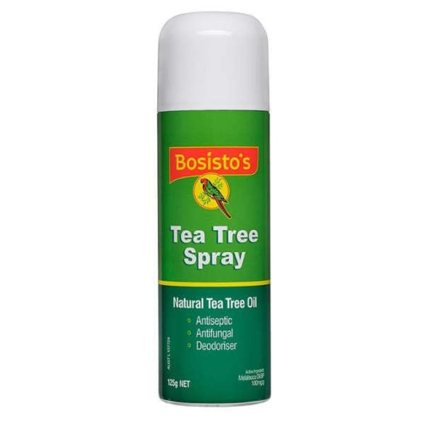 Bosisto's Tea Tree Spray 125g