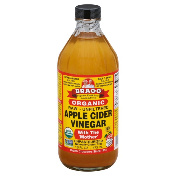 Bragg Organic Apple Cider Vinegar 473ml or 946ml
