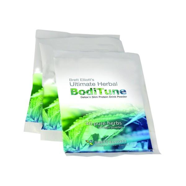 Brett Elliott Ultimate Herbal BodiTune 32 Sachets