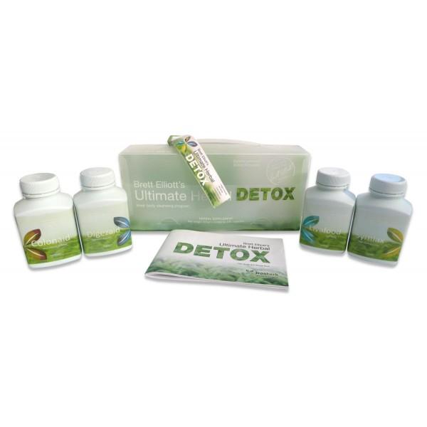 Brett Elliott Ultimate Herbal Detox Kit