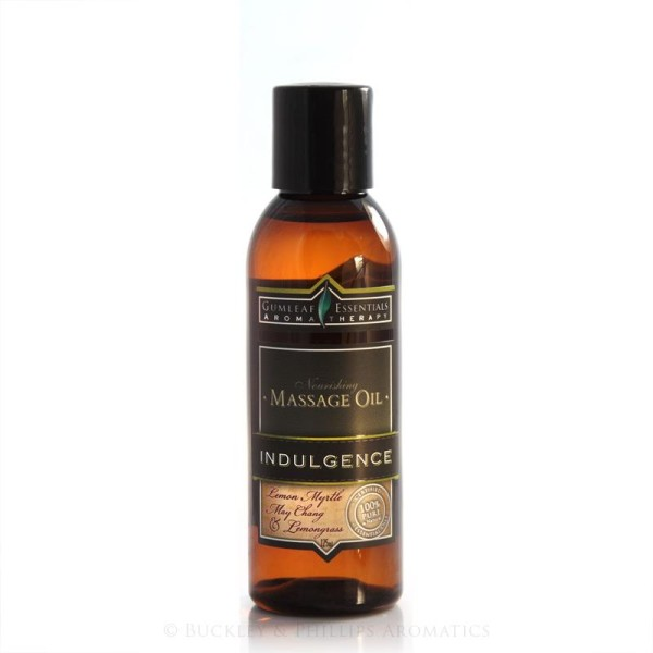Buckley & Phillips Aromatics Indulgence Massage Oil 125ml