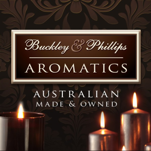 Buckley & Phillips Aromatics Stress-Less Massage Oil 125ml