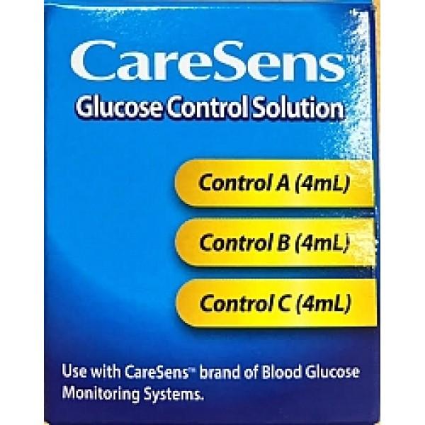 CareSens Glucose Control Solutions