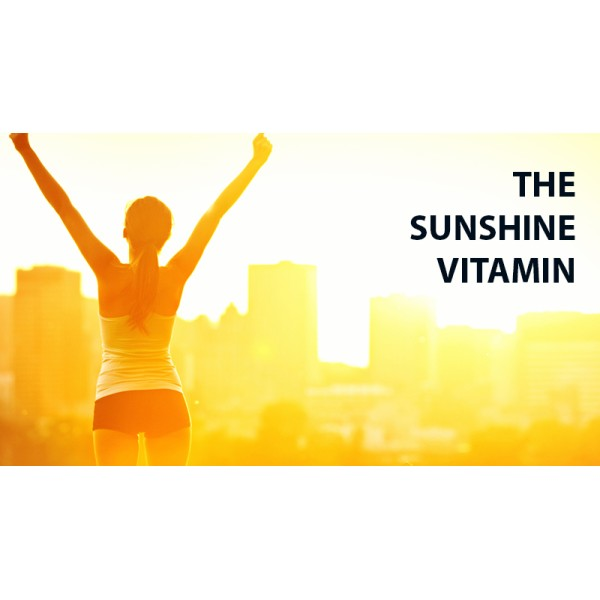 Clinicians Sunshine Vitamin D3 60 Sublingual Tablets