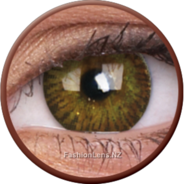 ColourVue Colour Contact Lens 3 Tones Brown