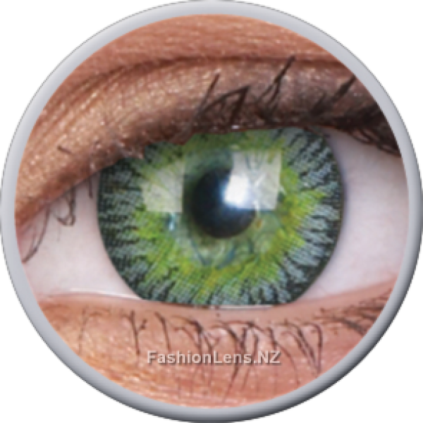ColourVue Colour Contact Lens 3 Tones Grey