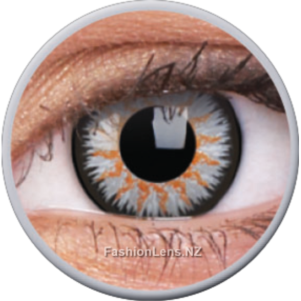 ColourVue Colour Contact Lens Glamour Grey