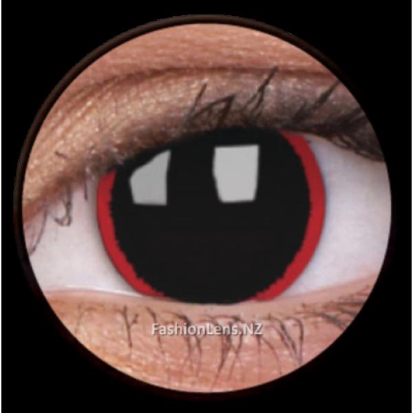 ColourVue Crazy Contact Lens Hell Raiser