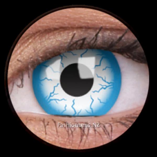 ColourVue Crazy Contact Lens Lightning