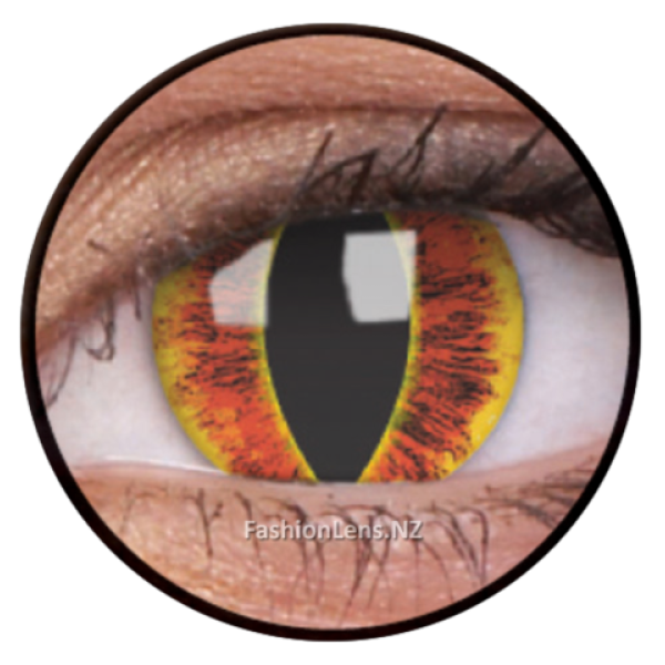 ColourVue Crazy Contact Lens Sauron's Eye