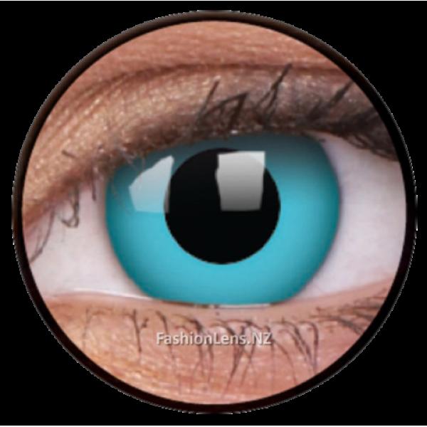 ColourVue Crazy Contact Lens Sky Blue