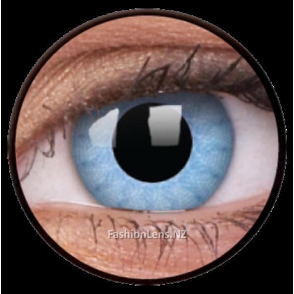 ColourVue Crazy Contact Lens Solar Blue