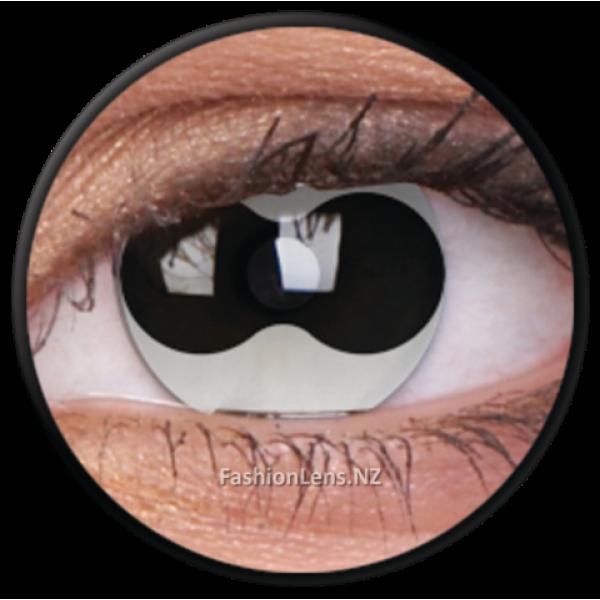 ColourVue Crazy Contact Lens Split Eye
