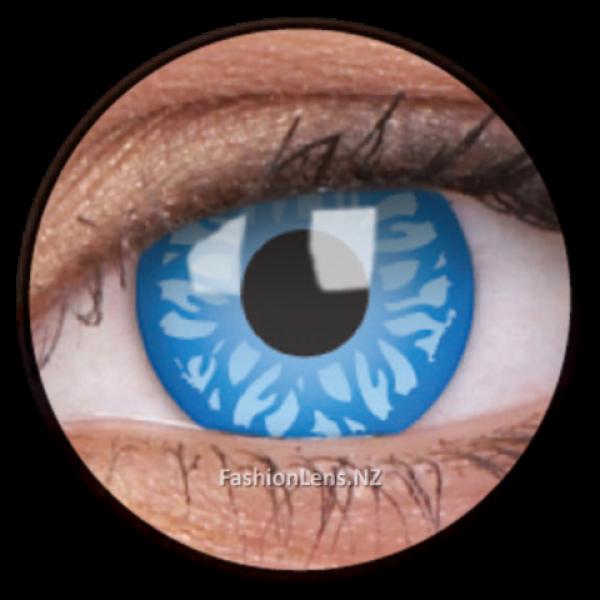 ColourVue Crazy Contact Lens Underworld Selene