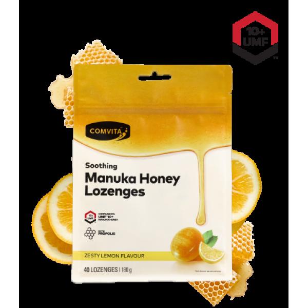 Comvita Manuka Honey Lozenges Lemon Flavour