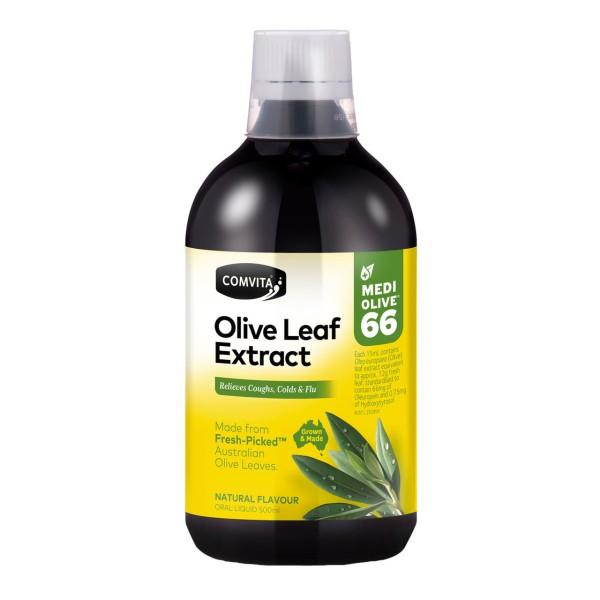 Comvita Olive Leaf Extract Original Liquid 500ml