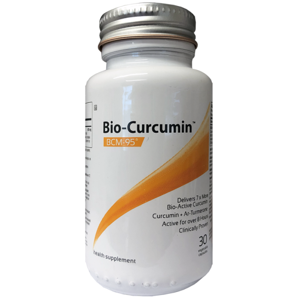 Coyne Healthcare Bio-Curcumin 400mg BCM95 30 Vege Capsules