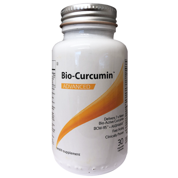 Coyne Healthcare Bio-Curcumin Advanced with Boswellia Vege Capsules