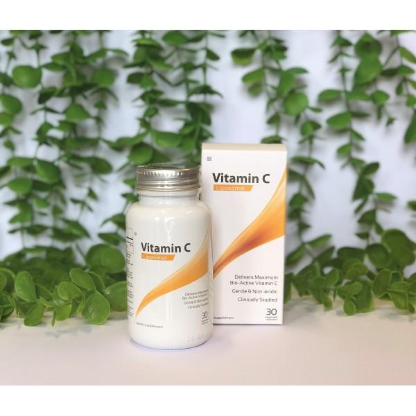 Coyne Healthcare Vitamin C Liposomal 30 Vege Capsules
