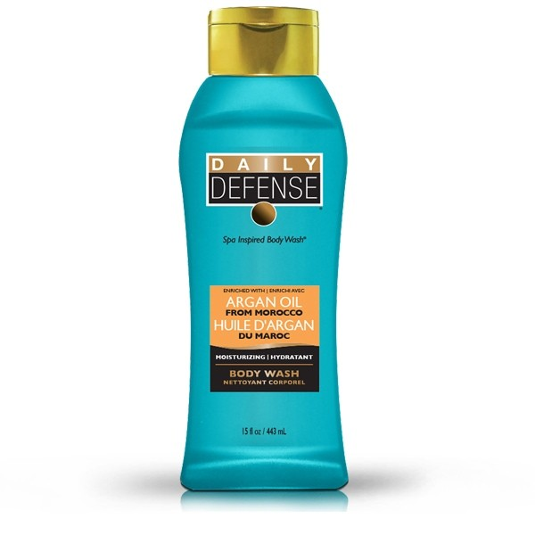Daily Defense Argan Oil Body Wash 443ml