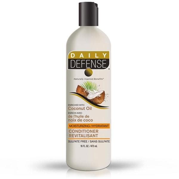 Daily Defense Coconut Oil Conditioner 473ml
