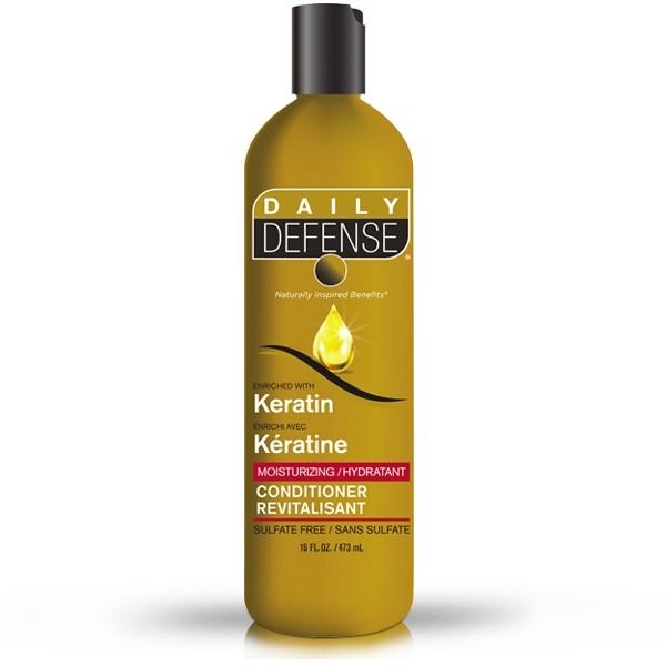 Daily Defense Keratin Conditioner 473ml