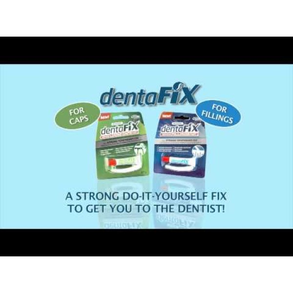 Dentafix Temporary Filling Repair 8g