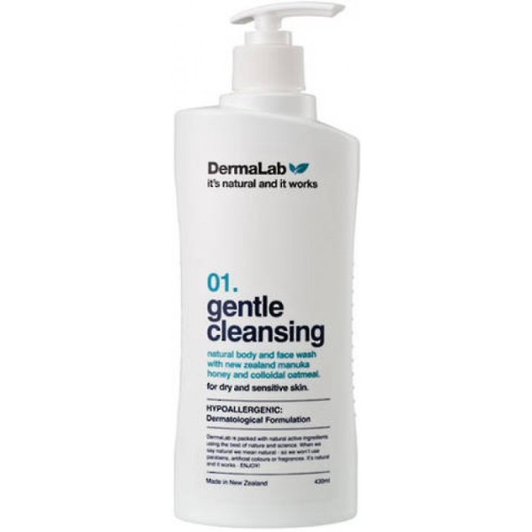 DermaLab 01 Gentle Cleansing 430ml