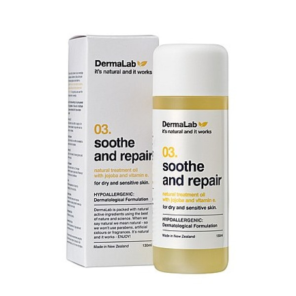 DermaLab 03 Soothe and Repair 130ml