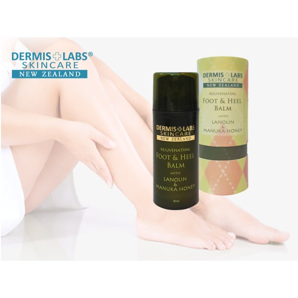 Dermis Labs Foot & Heel Balm 80ml