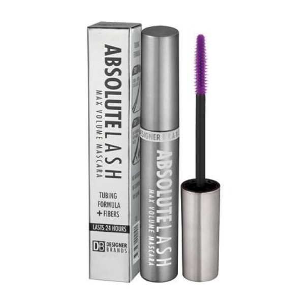 Designer Brands Absolute Lash Mascara Blackest Black