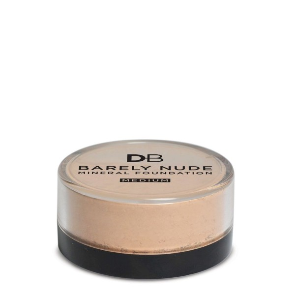 Designer Brands Barely Nude Mineral Foundation Medium