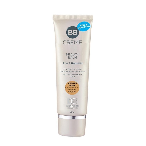 Designer Brands BB Creme 50ml Medium Dark