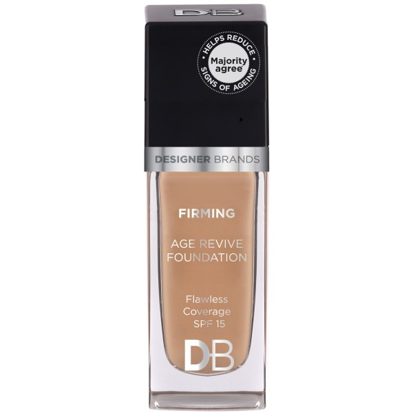 Designer Brands Firming Age Revive Foundation Warm Honey